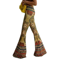 High Waist Hippie Pants
