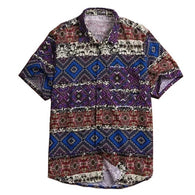 Men's Plus Size Tropical Shirt