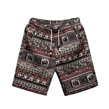 Plus Size Men's Boho Pants