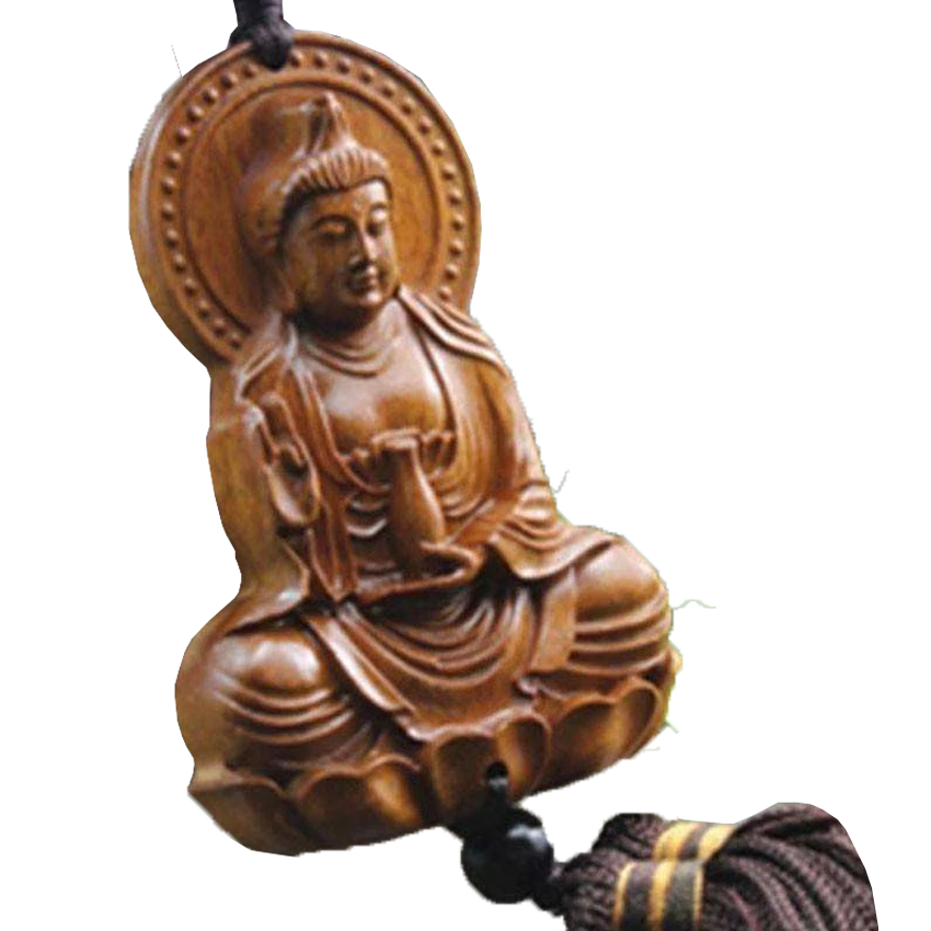 Wood Carving & Buddha Beads