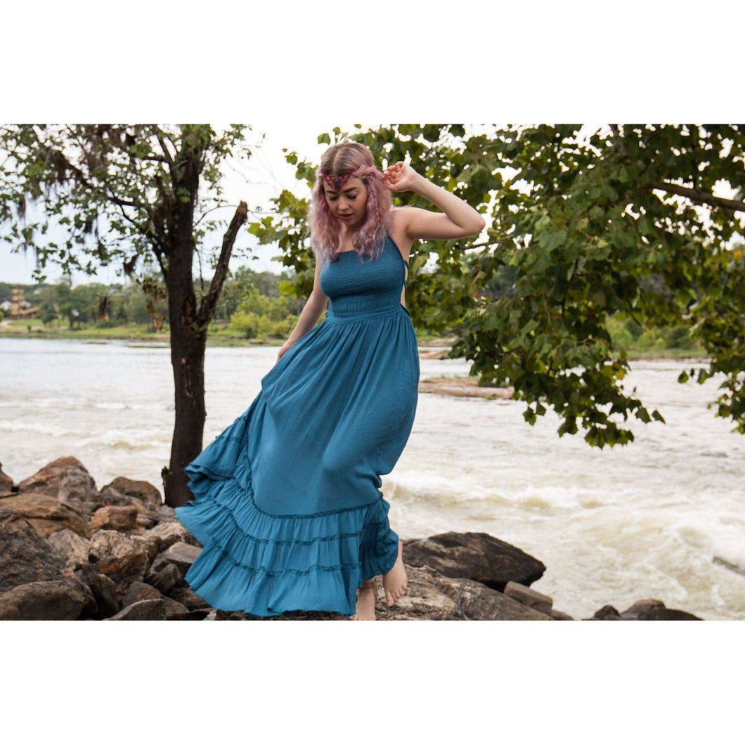 Summer Boho Dress,dresses,[product_vender],Mindful Bohemian
