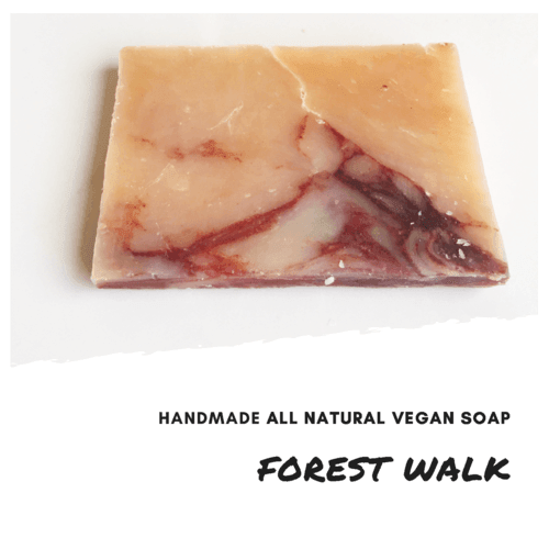 Forest Walk Handmade All Natural Vegan Soap Bar -  Free People - Bohochic - Music Festival