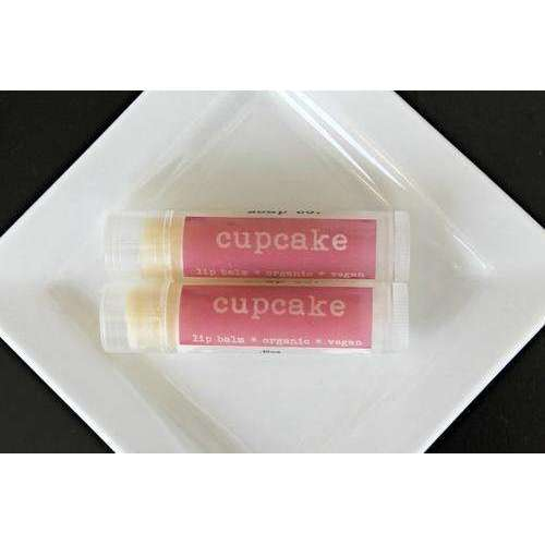 Cupcake Vegan Lip Balm -  Free People - Bohochic - Music Festival