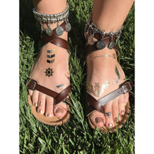 Desert Sandals -  Free People - Bohochic - Music Festival
