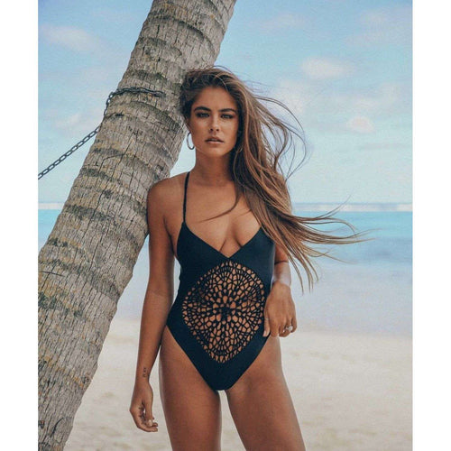 Dreamcatcher Swimsuit -  Free People - Bohochic - Music Festival