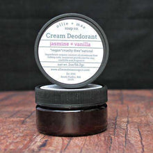 Jasmine Vanilla Natural Deodorant Vegan Aluminum,Bath & Beauty,[product_vender],Mindful Bohemian