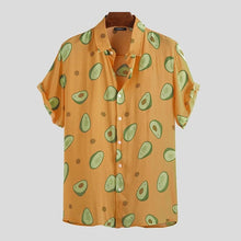 Avocado Button Down Top
