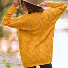 Amber Long Sleeve Cardigan