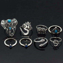 OM RING SET - Mindful Bohemian