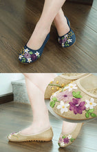 Fable Floral Flats