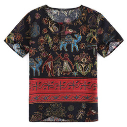 Ethnic Casual Men's Top