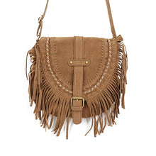Vintage Fringe Gypsy Bag