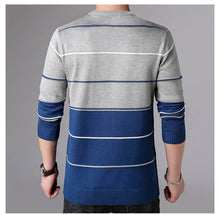 Homme Striped Pullover
