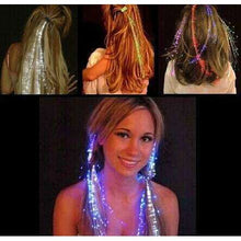 LED Fiber Hair Strands,festival,[product_vender],Mindful Bohemian