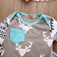 Aztec Deer Baby Set