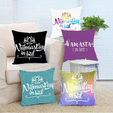 Namaste Zippered Throw Pillowcase,,[product_vender],Mindful Bohemian