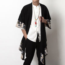 Men's Retro Loose Cardigan