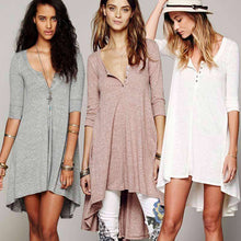T-Shirt Dress - Mindful Bohemian