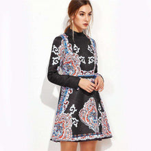 Long Sleeve Ibiza Dress - Mindful Bohemian