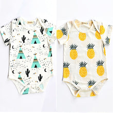 Pineapples or Tribes Onesie