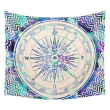 Throw Roundie Mandala Wall Hanging,,[product_vender],Mindful Bohemian