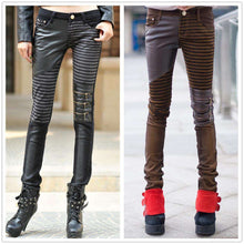 Vegan Leather Pants,vegan,[product_vender],Mindful Bohemian