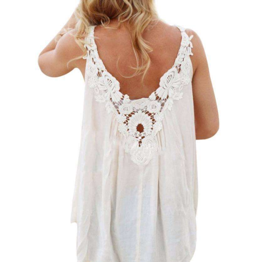 Embroidered Peace Blouse -  Free People - Bohochic - Music Festival