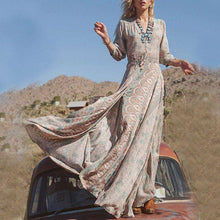Desert Wanderer Dress -  Free People - Bohochic - Music Festival