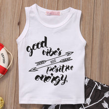 Good Vibes Positive Energy 2-pc Set