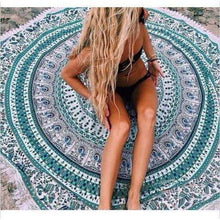 India Mandala -  Free People - Bohochic - Music Festival