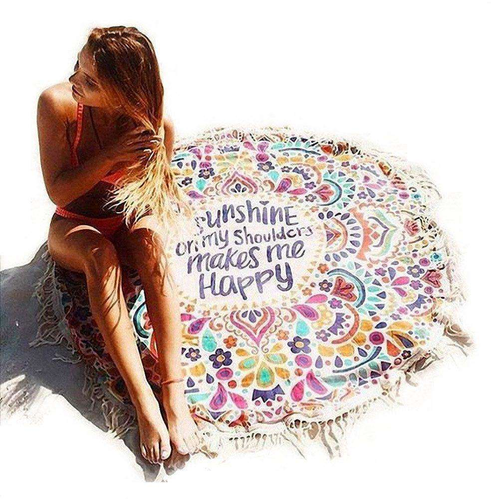 Bliss Boho Blanket Beauty -  Free People - Bohochic - Music Festival