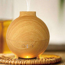 600ml Essential Oil Coconut Diffuser -  Free People - Bohochic - Music Festival