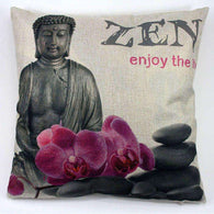 Zen Cushion Cover - Mindful Bohemian