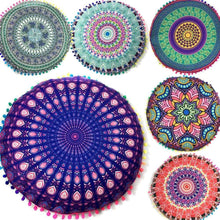 Indian Floor Pillows -  Free People - Bohochic - Music Festival