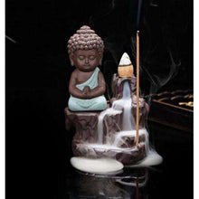 Tea Buddha Burner Incense,,Mindful Bohemian,Mindful Bohemian