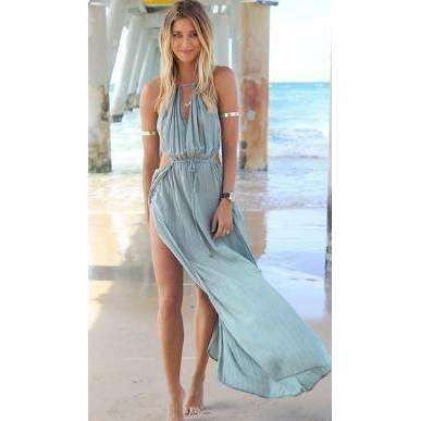 Goddess Maxi -  Free People - Bohochic - Music Festival