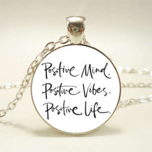 Positivity Necklace,necklace,[product_vender],Mindful Bohemian