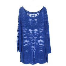 Bell Sleeve Lace Mini -  Free People - Bohochic - Music Festival