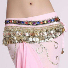 Belly Dance Scarf -  Free People - Bohochic - Music Festival