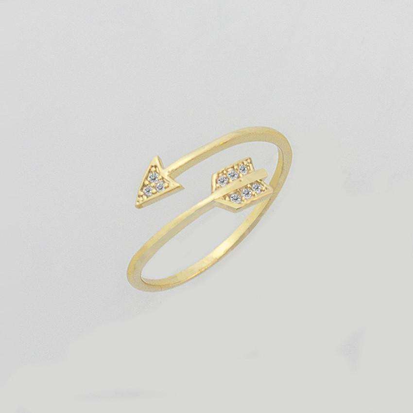 Arrow Cycle Ring -  Free People - Bohochic - Music Festival