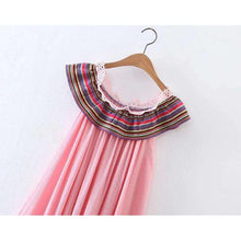 Rainbow Nectar Mini,dress,[product_vender],Mindful Bohemian