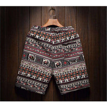 Plus Size Men's Boho Pantsmens