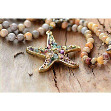 Druzy Starfish -  Free People - Bohochic - Music Festival