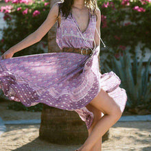 Lavender Hippie Dress,dresses,[product_vender],Mindful Bohemian
