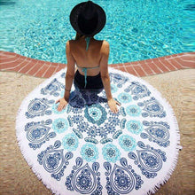 150cm Microfiber Summer Bath Towel -  Free People - Bohochic - Music Festival