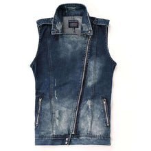 Denim Vest -  Free People - Bohochic - Music Festival
