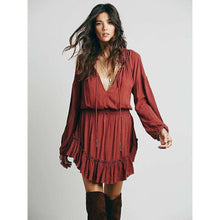 Swooning Sway Dress - Mindful Bohemian