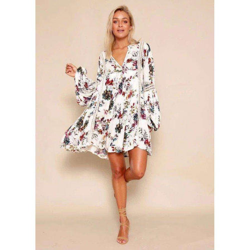 Happiness Tunic -  Free People - Bohochic - Music Festival