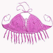 Crochet Festival Top -  Free People - Bohochic - Music Festival