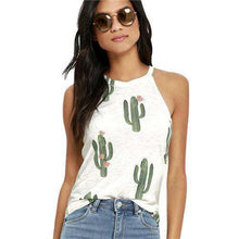 Cactus Tank Top -  Free People - Bohochic - Music Festival